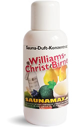 Saunamax_Sauna_Aufguss_Konzentrat_Williams_Christ_Birne