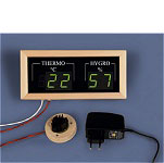 Elektronisches Hygrometer Thermometer